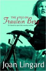 The File on Fraulein Berg by Joan Lingard