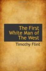 The First White Man of the West by