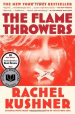 The Flamethrowers by Rachel Kushner