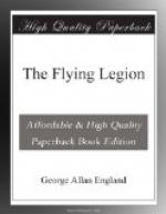 The Flying Legion by
