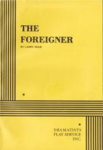 The Foreigner by Larry Shue