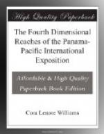 The Fourth Dimensional Reaches of the Panama-Pacific International Exposition by