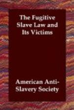 The Fugitive Slave Law and Its Victims by American Anti-Slavery Society
