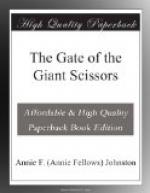 The Gate of the Giant Scissors by