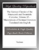 The German Classics of the Nineteenth and Twentieth Centuries, Volume 05 by