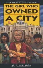 The Girl Who Owned a City by O.T. Nelson