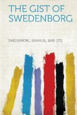 The Gist of Swedenborg by Emanuel Swedenborg