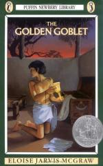 The Golden Goblet by Eloise McGraw