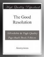 The Good Resolution by