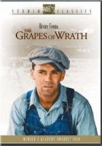 The Grapes of Wrath (film) by John Steinbeck