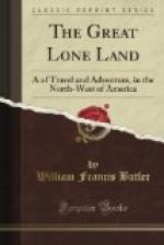 The Great Lone Land by William Francis Butler