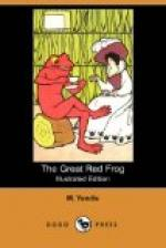 The Great Red Frog by