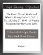 The Great Round World and What Is Going On In It, Vol. 1, No. 29, May 27, 1897 by