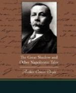 The Great Shadow and Other Napoleonic Tales by Arthur Conan Doyle