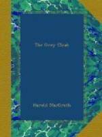 The Grey Cloak by Harold MacGrath
