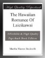 The Hawaiian Romance Of Laieikawai by