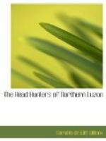 The Head Hunters of Northern Luzon by