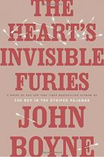 The Heart's Invisible Furies by Boyne, John