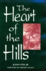 The Heart of the Hills by John Fox, Jr.