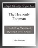 The Heavenly Footman by John Bunyan