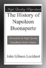 The History of Napoleon Buonaparte by John Gibson Lockhart