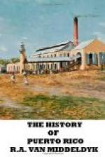 The History of Puerto Rico by