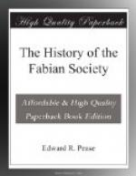 The History of the Fabian Society by Edward R. Pease