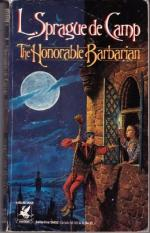 The Honorable Barbarian by L. Sprague de Camp