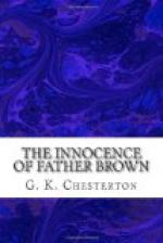 The Innocence of Father Brown by G. K. Chesterton