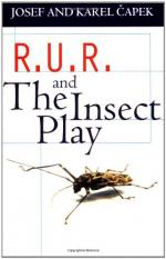 The Insect Play by Josef Čapek