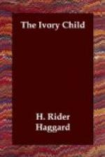 The Ivory Child by H. Rider Haggard