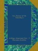 The Jester of St. Timothy's by