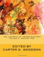 The Journal of Negro History by