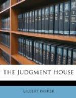 The Judgment House by Gilbert Parker