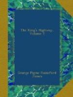 The King's Highway by George Payne Rainsford James