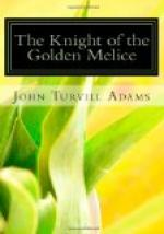 The Knight of the Golden Melice by