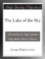 The Lake of the Sky by