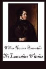 The Lancashire Witches by William Harrison Ainsworth