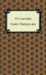 The Landlady by
