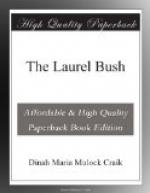 The Laurel Bush by Dinah Craik