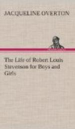 The Life of Robert Louis Stevenson for Boys and Girls by