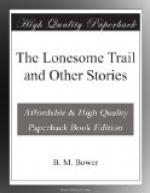 The Lonesome Trail and Other Stories by