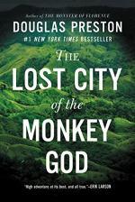 The Lost City of the Monkey God by Preston, Douglas