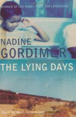 The Lying Days by Nadine Gordimer