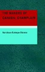 The Makers of Canada: Champlain by