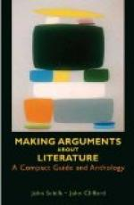 The Making of Arguments by