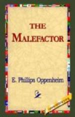 The Malefactor by E. Phillips Oppenheim