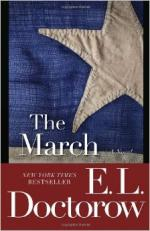 The March (novel) by E. L. Doctorow
