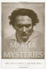 The Master Mystery by