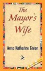The Mayor's Wife by Anna Katharine Green